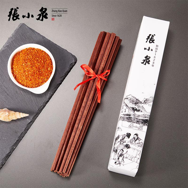 红檀木原木筷子