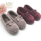 Moon shoes autumn and winter thick flannel soft bottom warm waterproof non-slip earthquake maternity shoes maternity shoes bag with slippers
