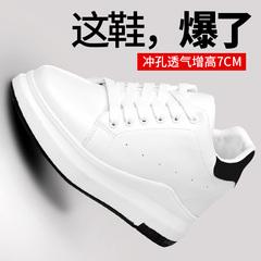 內增高運動女鞋夏