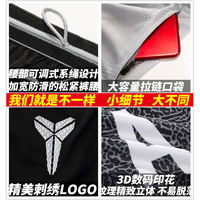 Basketball pants male loose knees five points beach pants quick-drying running gym training pants sports shorts Owen
