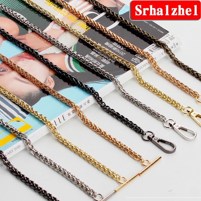 灯笼链包包链条配件带包带肩带单买斜挎迷你包链子不易掉色金属链