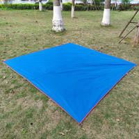 Floor outdoor tent mats cloth lawn picnic mat waterproof Oxford cloth moisture pad canopy shade picnic cloth