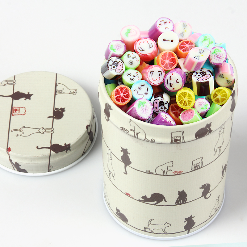 硬糖果盒装