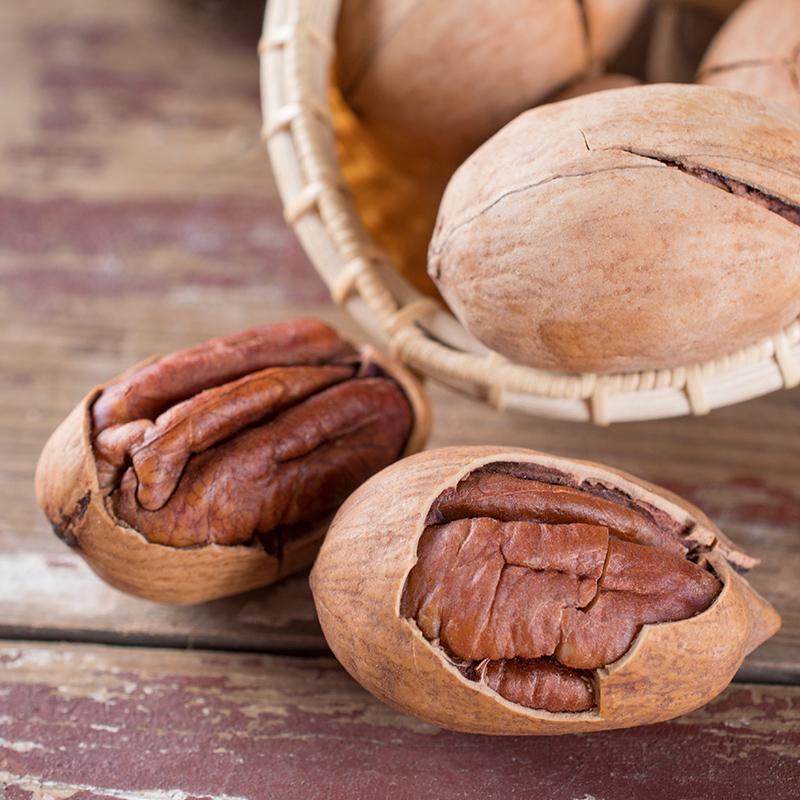 坚果组合碧根果夏威夷果巴旦木松子含罐1000克坚果炒货多省包邮