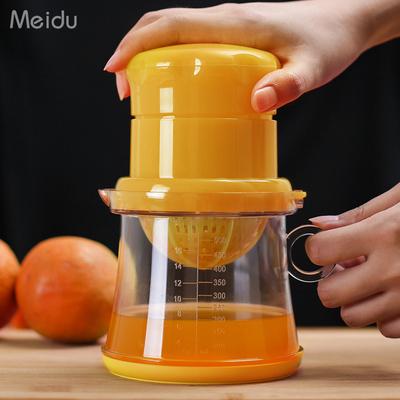 手动水果机榨汁机多功能