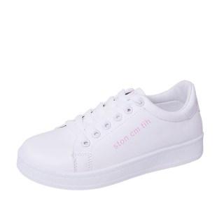 小白鞋女鞋子2019新款春夏季韩版时尚百搭休闲鞋平底单鞋板鞋学生