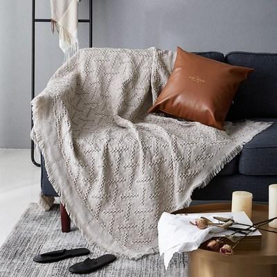 沙發單子 蓋布北歐全蓋沙發巾坐墊靠背巾客廳家用沙發毯防滑防塵