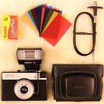 复古机械相机 司米娜 Smena 8m 135胶片相机苏联老相机送原装皮套