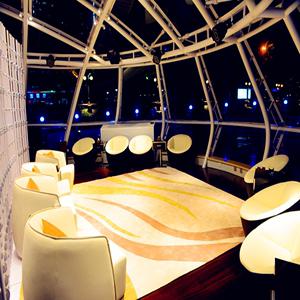 广州珠江夜游大沙头码头交通银行珠江水晶号船票+水果+小吃+茶水
