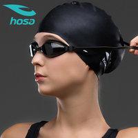 浩沙hosa泳镜高清近视防雾防水专业护目镜男女式通用成人游泳眼镜