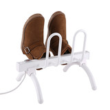 Japan FaSoLa shoe dryer energy saving and environmental protection electric dry shoes warm shoes fast socks 2 double drying rack