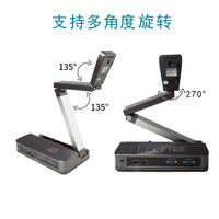 Liangtian S808AF HD video booth Gao Paiyi HZ multimedia calligraphy painting teaching physical projector
