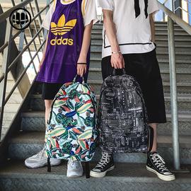 大容量书包男韩版双肩包女高中时尚潮流ins潮牌校园初中学生背包图片