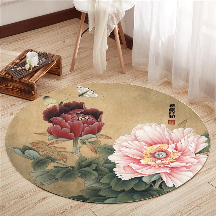 中式复古地毯