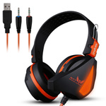 X17 Professional Esport Gaming Stereo Bass Headset Headphone