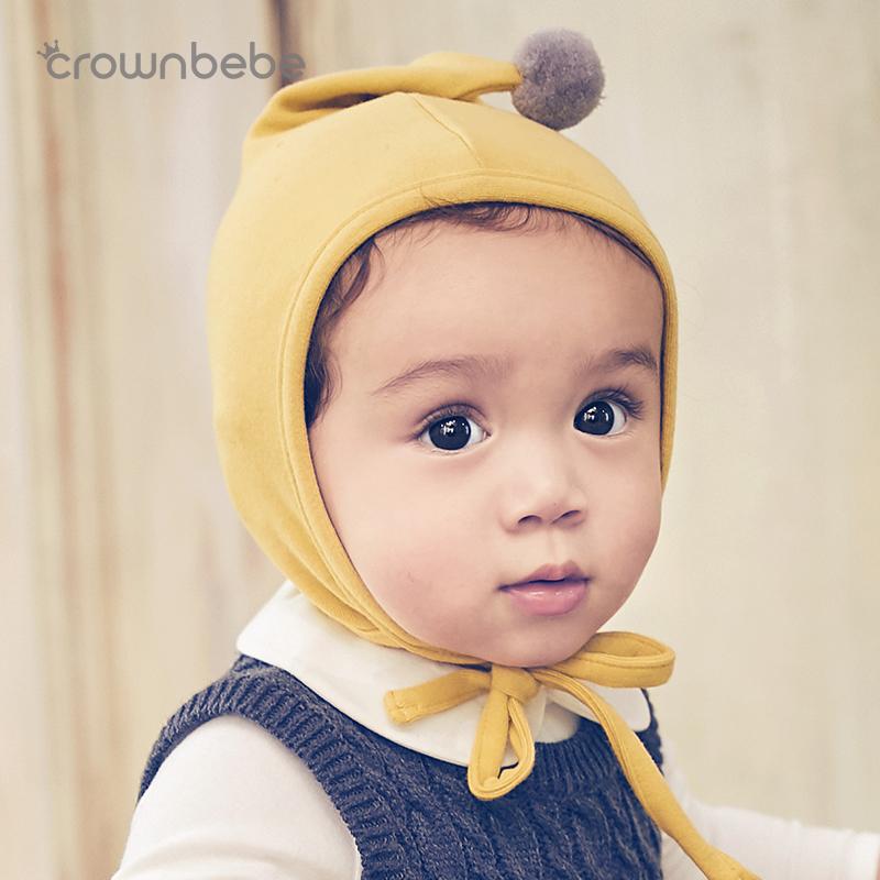宝宝精灵帽