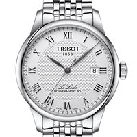 Tissot Tissot official authentic Liluo automatic mechanical steel belt watch male