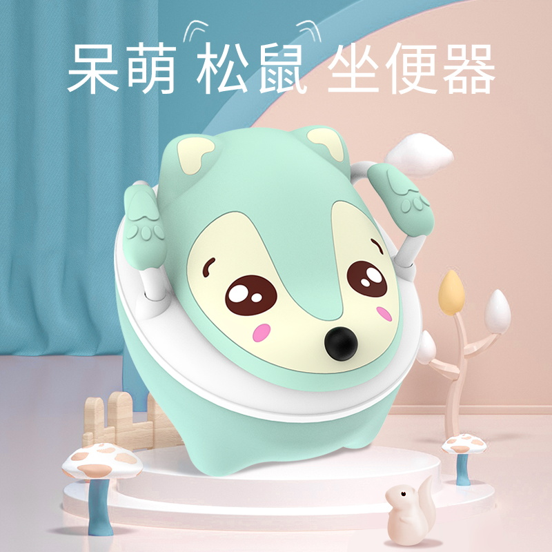 加大号儿童马桶坐便器女宝宝婴儿幼儿便盆尿盆小孩男孩厕所座便器