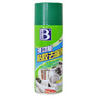Remove residual adhesive self-adhesive cleaning car with asphalt clear gum strong universal glass decontamination cleaner