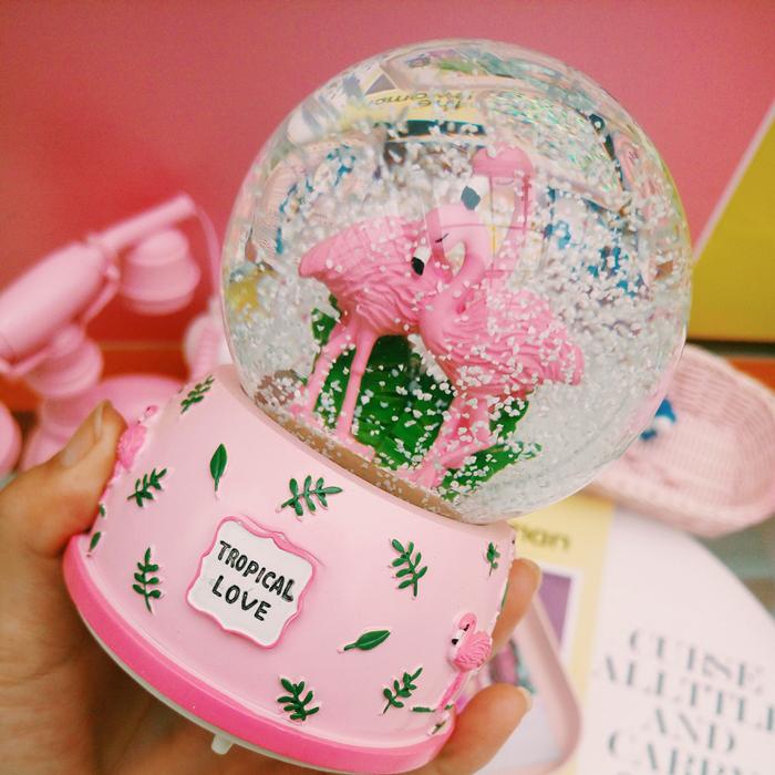 水晶球可爱