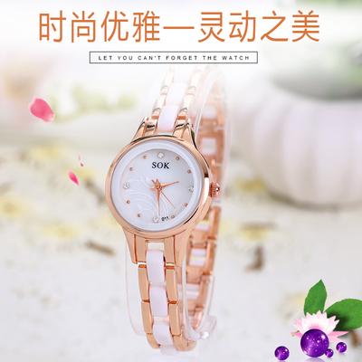 女款手表時尚 韓國