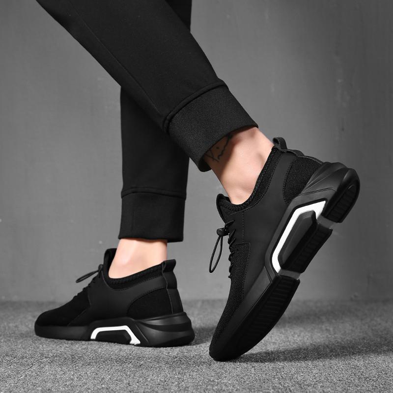男士休闲鞋透气旅游鞋