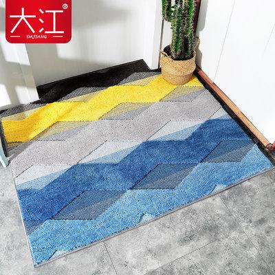 地垫门垫脚垫进门现代简约吸尘吸水家用门厅卧室垫入户门门口地毯