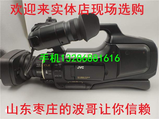 JVC/杰伟世 JY-HM95摄像机二手JVC95/JVC85高清卡机HDMI直播机