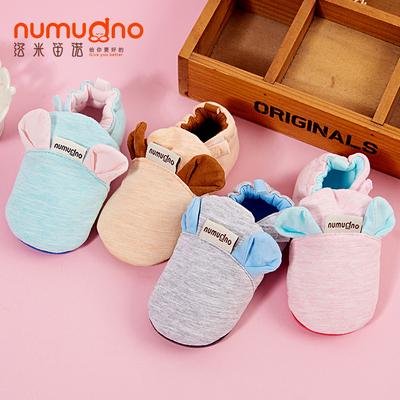 宝宝棉布鞋