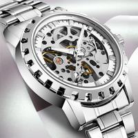 品牌手表男士机械表夜光手表