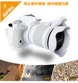 stm白色卡口遮光罩58mm 100d 200D单反相机镜头配件18 佳能EOS