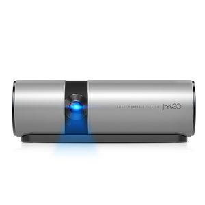 坚果P2投影仪家用小型投墙便携式高清1080p无屏电视4k无线wifi手机家庭影院安卓苹果智能微型迷你办公投影机