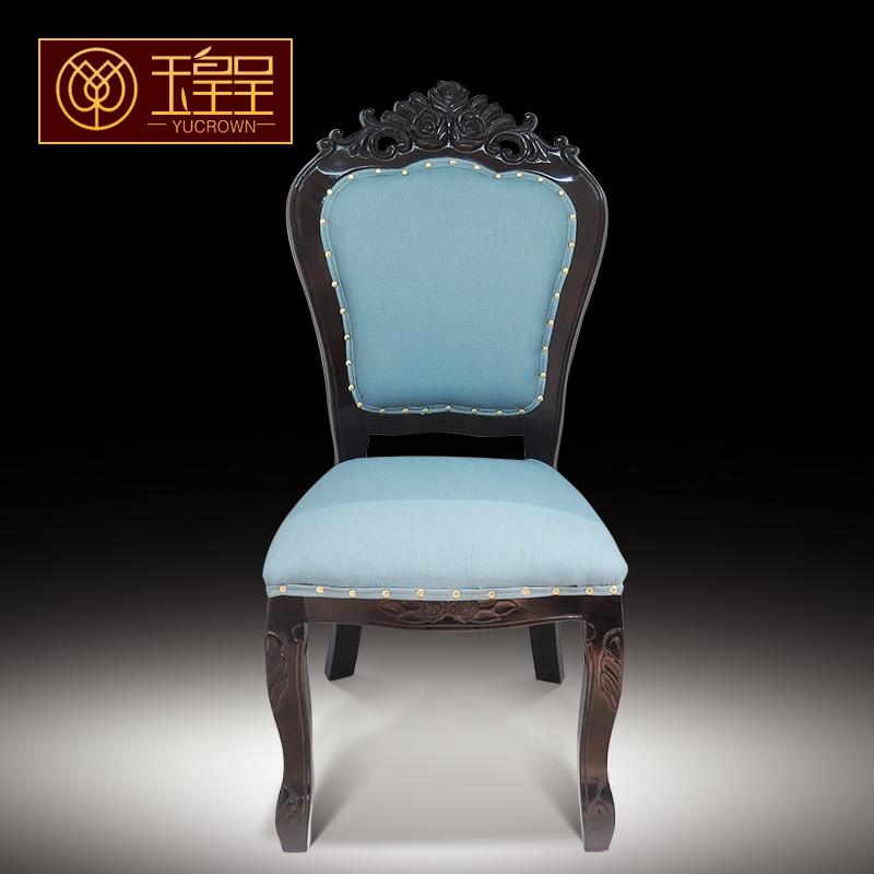 时尚欧式餐椅