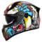 TORC蓝牙头盔大码4XL男摩托车全覆式全盔双镜片防雾个性机车跑盔