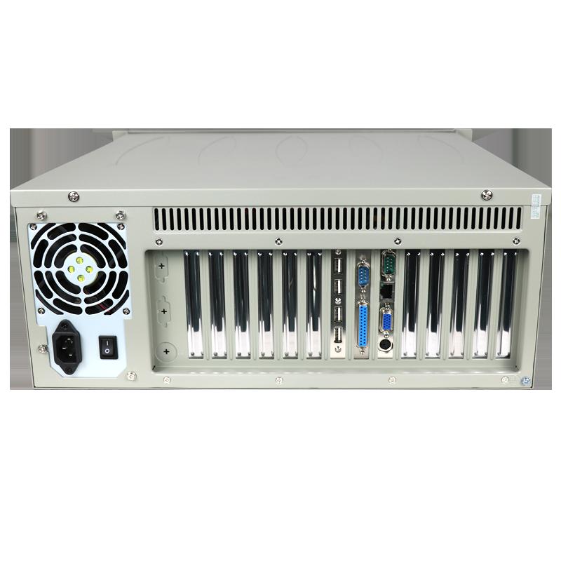 研华原装工控机IPC-510(6010VG)ISA槽PCI槽并口串口现货特价中