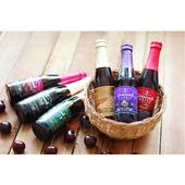 【顺丰包邮】比利时进口精酿 林德曼桃子/樱桃味等水果味啤酒 6瓶