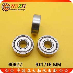 不锈钢轴承 SS606ZZ S606ZZ S606-2Z B606ZZ SR1760ZZ 6*17*6