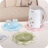 Kettle pad leakproof tray household thermos pad anti-fouling insulation coaster tea bottle mat thick insulation pad