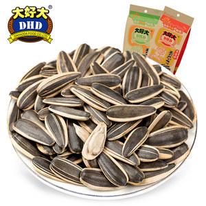 大好大原味/五香瓜子128g*6袋 休闲小吃办公室零食葵花籽坚果炒货