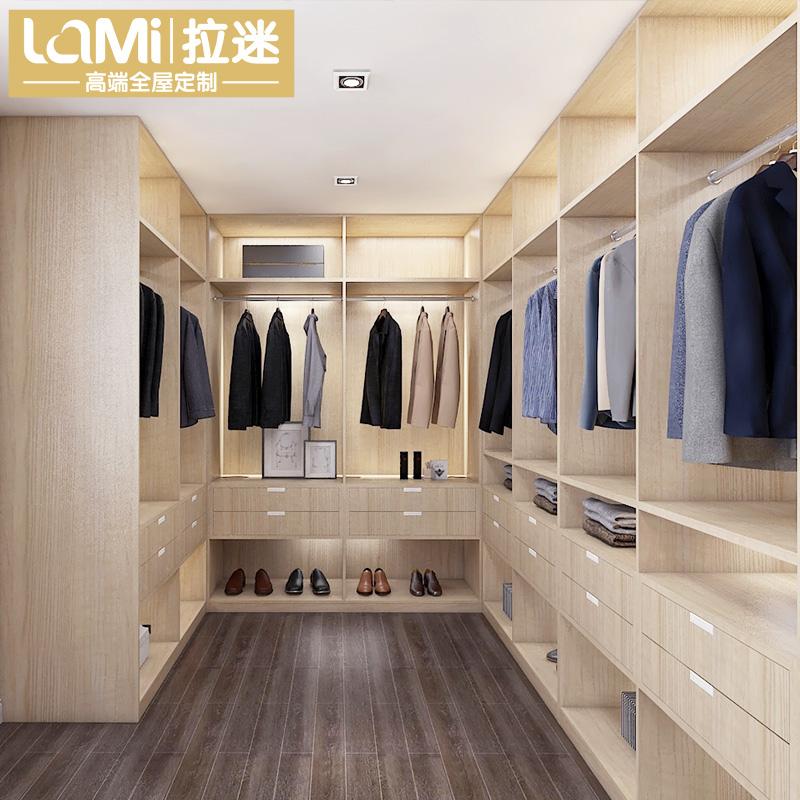簡約整體衣櫥