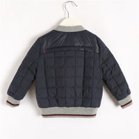 Ha children's down jacket liner boy baby baby winter thin down jacket white duck down anti-season clearance