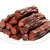 香辣草原村500g风干牛肉干零食特产一斤装超干牛肉干内蒙古正宗