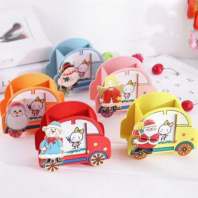笔筒创意时尚可爱儿童礼品收纳盒学生奖品学习用品幼儿园生日礼物