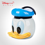 Disney Fashion Donald Duck Simple Fashion Cookie Jar Donald Duck Large Capacity Cute Moisturizing Cookie Jar