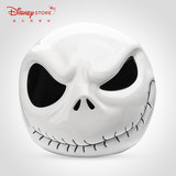 Disney Fashion Christmas Eve Horror Skull Jack Halloween Ceramic Sealed Candy Cookie Jar