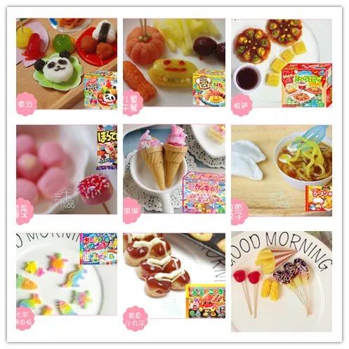日本食玩可食寿司儿童午餐时完曰本小玲小伶小小世界玩具食完套装