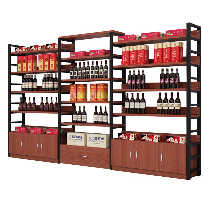 红酒架/柜展示架货架酒柜柜子展示柜展柜陈列柜货柜展架陈列架子