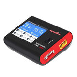UltraPower UP616 16A 400W airmodel lithium battery intelligent balance charger in English and Chinese