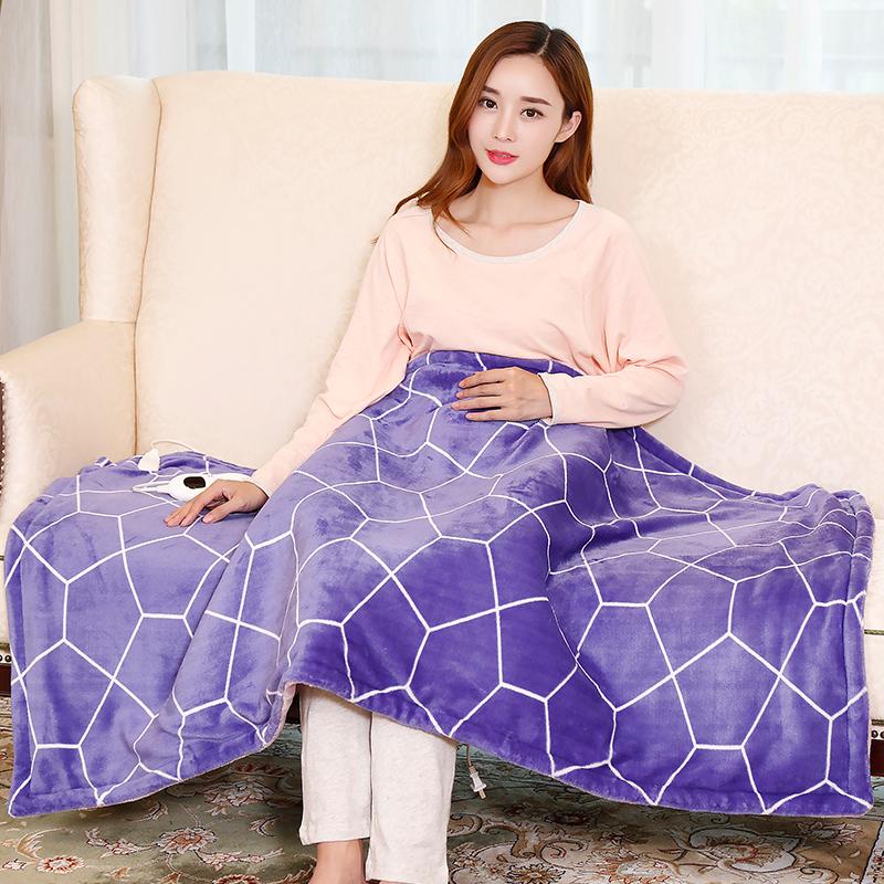 爱贝斯多用途披盖毯暖身毯电热毯单人电热毯