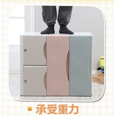 S透明厕所多功能个性内衣组合多层收纳柜窄边柜防潮家居床边耐用包邮